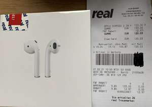 Apple AirPods 2. Generation Real F&F