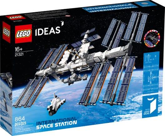 (El Corte Inglés) Lego Ideas 21321 International Space Station zum Bestpreis (UVP - 20%)