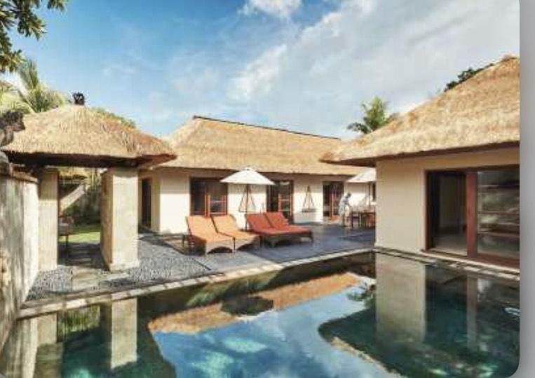 Bali 5* Belmond Jimbaran Puri Bali 14€ pro Person