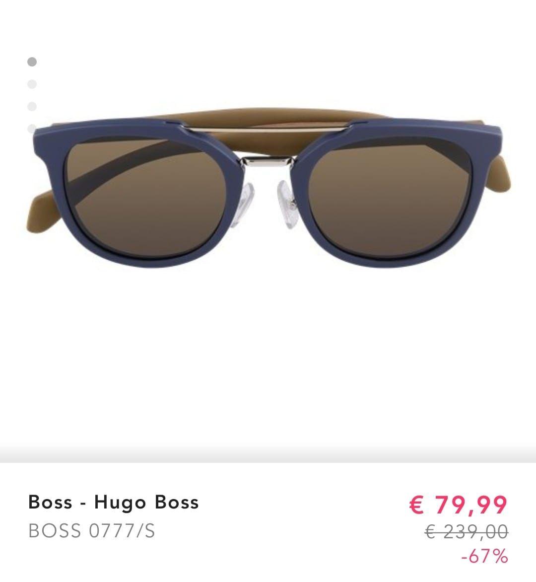 BestSecret End of Session Sale Boss Sonnenbrille