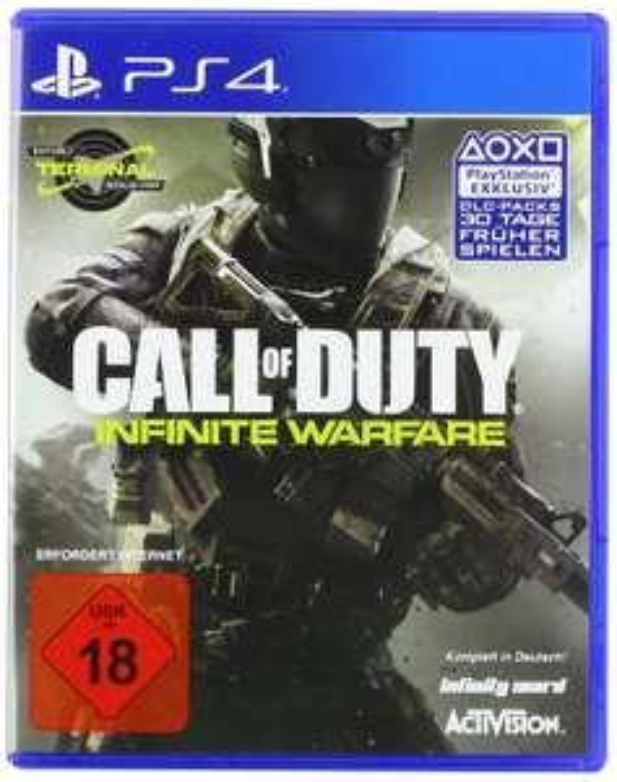 [Lokal Reichenbach] Expert Sammeldeal - PS4 Games [Call of Duty Infinite Warfare 1,99€ | Star Wars - Jedi Fallen Order 5€ |