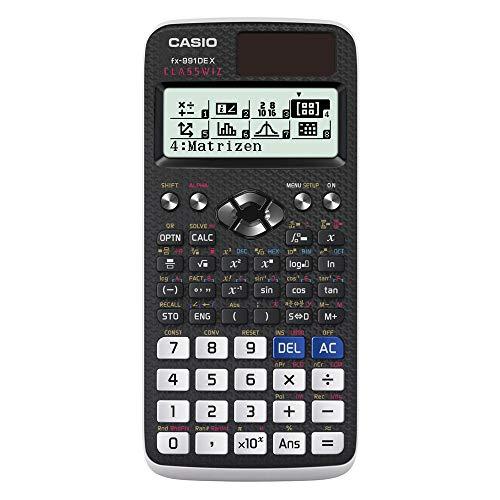Casio FX-991DE X-Taschenrechner Amazon Prime