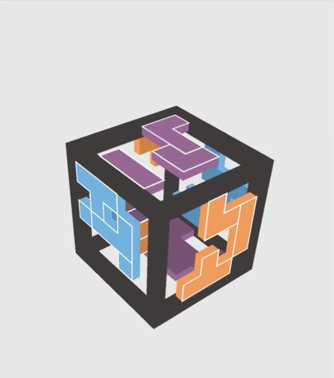 LVL - 3D / 2D Puzzler kostenlos im App Store (iOS)