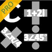 Playstore Complex Number Calculator PRO