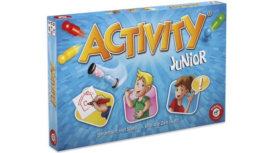Activity Junior bei Müller Abholung und Amazon Vorbestellung