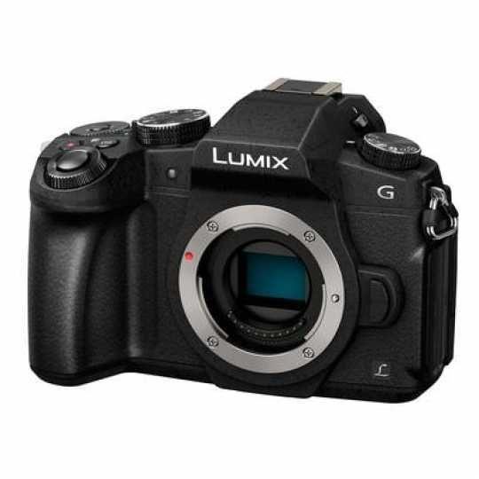 Panasonic Lumix DMC-G81 (mit Cashback 449€)