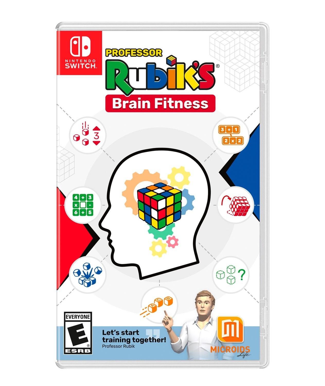 Professor Rubiks Gehirntrainer - Nintendo Switch