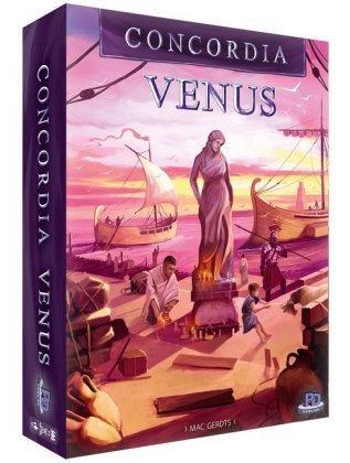 Concordia Venus, komplett Brettspiel bei Thalia im Angebot, deutsch & englisch