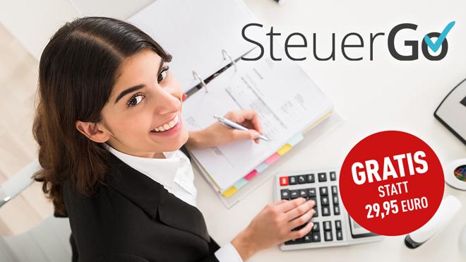 Steuer Go 2021 plus (FREEBIE) und WISO Mein Geld 365 Professional gratis in Computer Bild