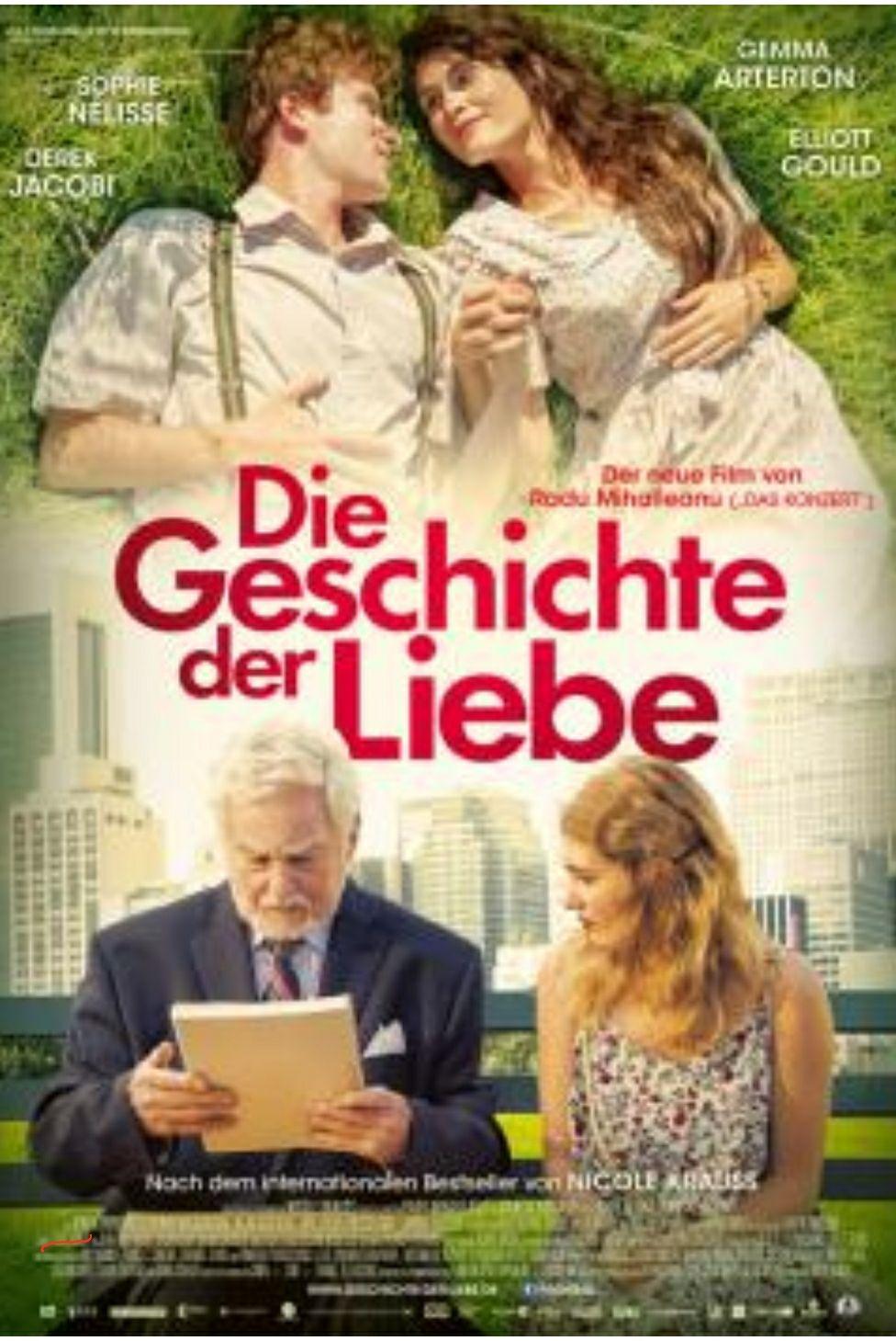 """[Servus TV Mediathek] """"Die Geschichte der Liebe"""" mit Sir Derek Jacobi und Gemma Arteton kostenlos streamen"""