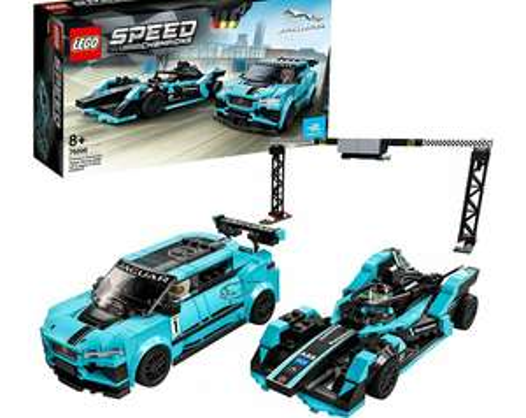 LEGO 76898 Speed Champions (Amazon Prime ausverkauft) oder Alternate