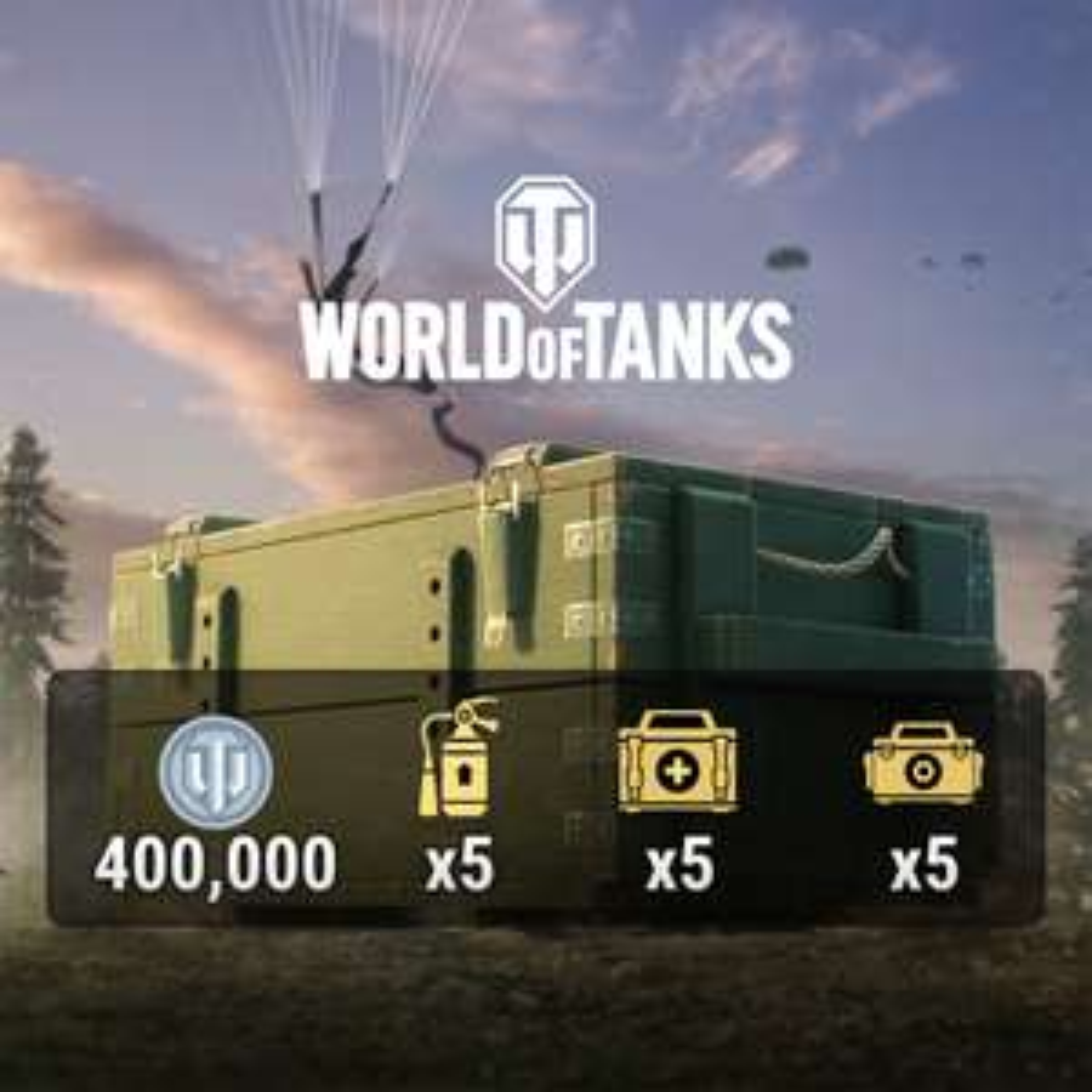 (PS4) World of Tanks - März PS+ Versorgungspaket (Playstation Plus Exclusive)