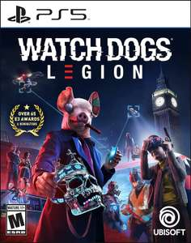 Watch Dogs: Legion [Playstation 5]