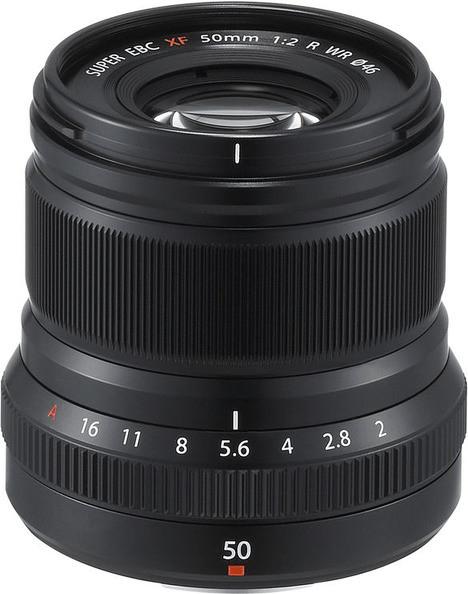 Fujifilm Fujinon XF 50mm F2.0 R WR Objektiv
