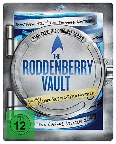Star Trek: The Original Series - The Roddenberry Vault [Blu-ray] Steelbook (11,97€) & Pappschuber (9,97€) [Amazon Prime]
