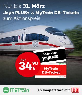 MyTrain DB-Tickets