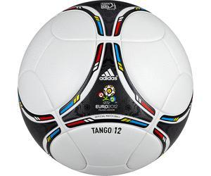Adidas - Tango 12 Euro 2012 OMB Official Match Ball Fußball Weiß