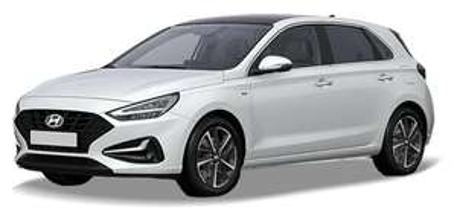 (Privatleasing) Hyundai i30 1.0 T-GDI EDITION 30 | 36 Monate, 10tkm/Jahr, eff. 156,50€ mtl. LF 0,56 GKF 0,68