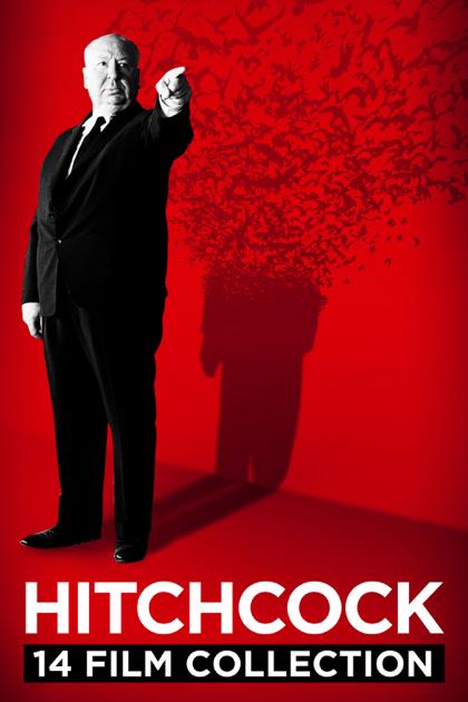 [iTunes] Hitchcock 14 Film Collection (SD, evtl. auch HD) zum Bestpreis von 24,99€ (nur 1,78€ pro Film)