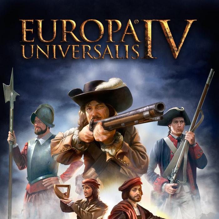 Europa Universalis IV (Steam) für 1,68€
