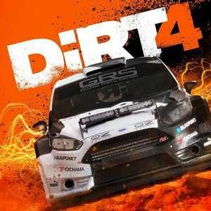 DiRT 4 (Steam) für 0,83€