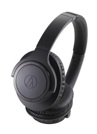 Audio-Technica ATH-SR30BT dunkelgrau Bügelkopfhörer (kabellos, Bluetooth, 70 h Akkulaufzeit) [Expert]