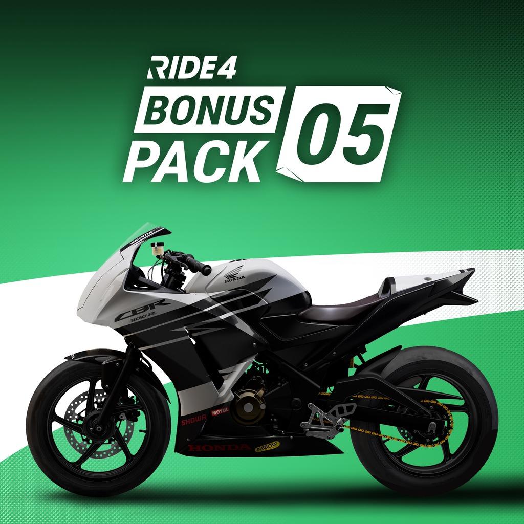 (PS4) RIDE 4 - Bonus Pack 05 DLC Kostenlos