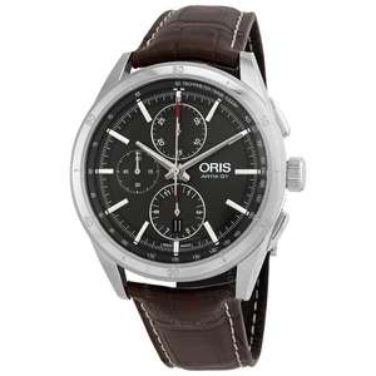Oris Artix GT Chronograph Automatic Grey Dial Men's Watch 01 774 7750 4153-07 1 22