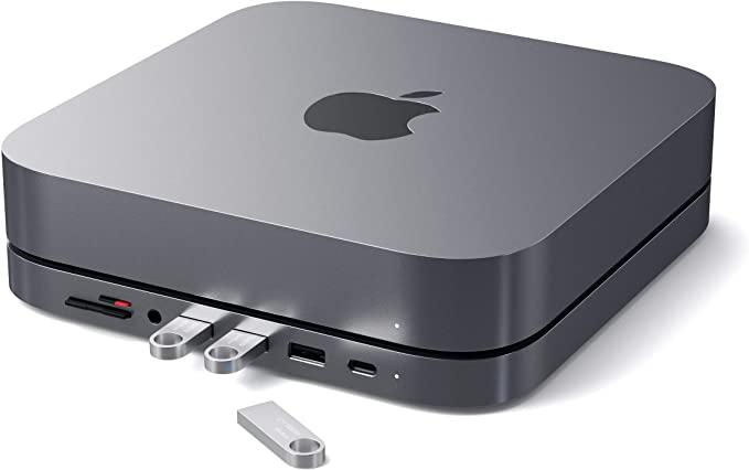 SATECHI USB-C HUB für MAC Mini
