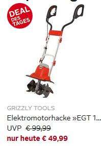 [OTTO] Grizzly Tools Elektromotorhacke »EGT 1036«, 36 cm + 15fach payback punkte über payback App