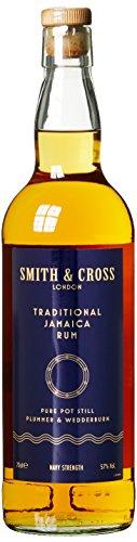 [Amazon Spar-Abo] Smith & Cross Navy Strength Jamaica Rum (19,21€ mit 5 Spar-Abos)