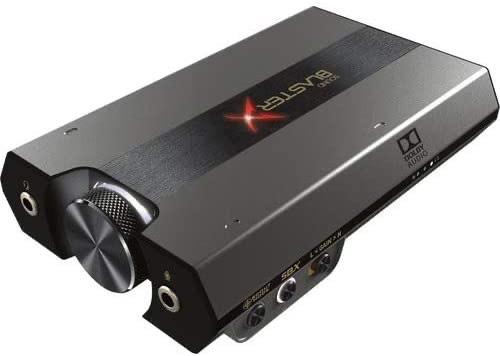 Creative Sound BlasterX G6 - B-Ware | externe Soundkarte | mit 1 Jahr Herstellergarantie von Creative