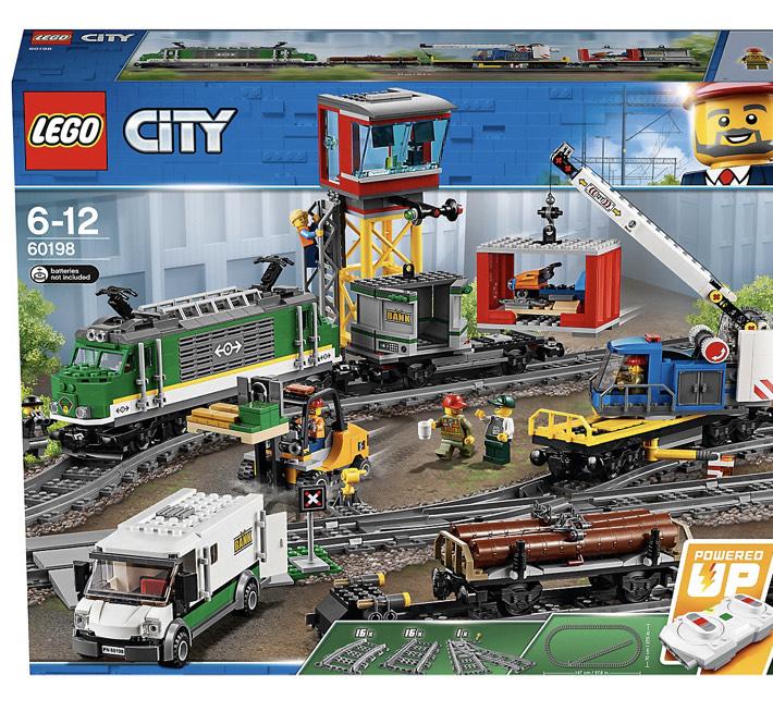 MyToys App 15% auf City LEGO® City 60198 Güterzug
