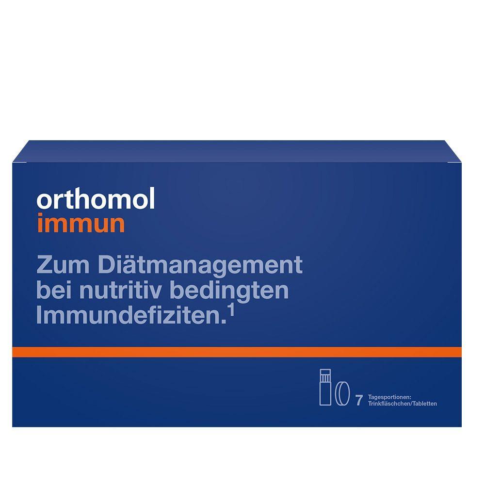 Orthomol Immun Trinkfläschchen (7 Stück)