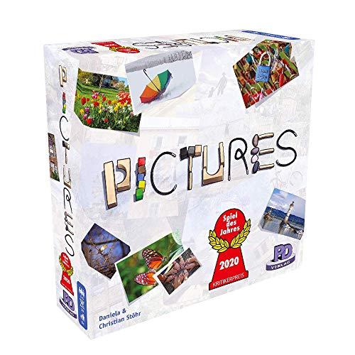 [Prime] Pictures | Spiel des Jahres 2020 | Brettspiel / Gesellschaftsspiel