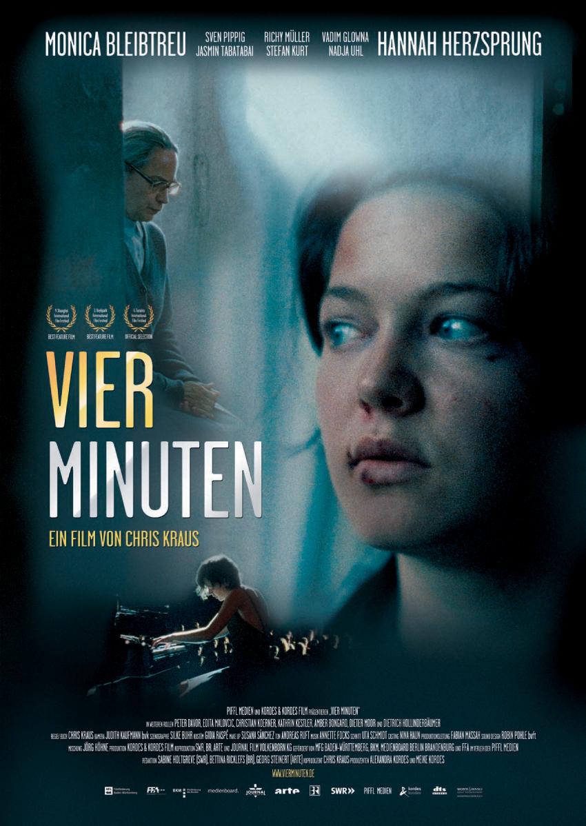 «Vier Minuten» (IMDb 7,3 - RT 77%) kostenlos im Stream [ARD Mediathek]