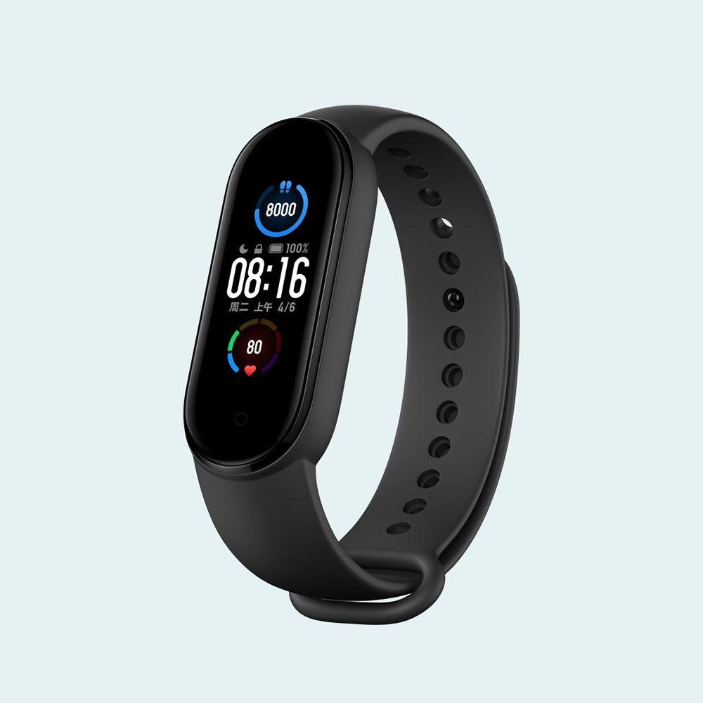 Xiaomi Mi Band 5 Fitnesstracker Fitnessarmband für 25,99€ inkl. Versand