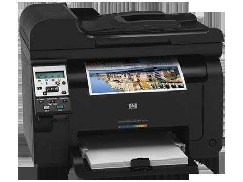 MFC-Farblaserdrucker LaserJet Pro 100 color MFP M175a in der Schweiz 199CHF