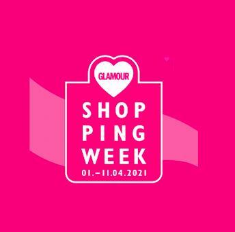Glamour Shopping Week #1/2021 - gültig vom 1. April bis 11. April (Shops wie asos, COS, Vans, H&M, Mango usw.)