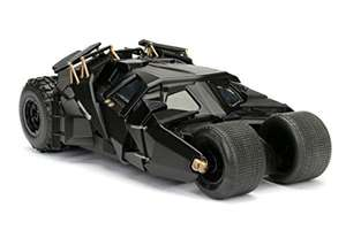 "[ Amazon / Prime ] ""Why so serious?!"" / JADA - Batman The Dark Knight Batmobil 1:24 (253215005)"
