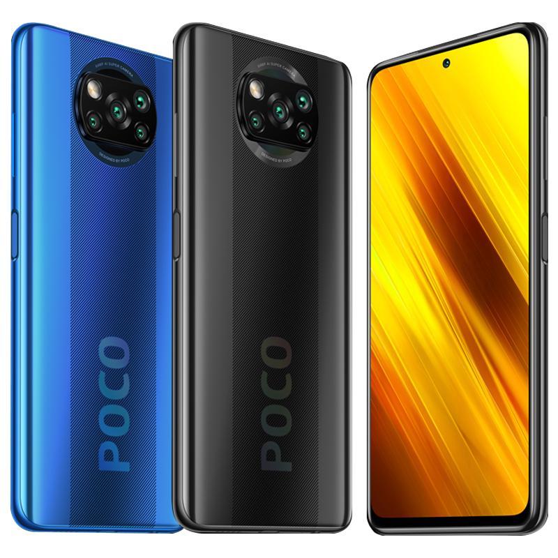 Xiaomi POCO X3 NFC 6GB 64GB; Versand aus Deutschland für 146,93€; 128GB für 163,82€