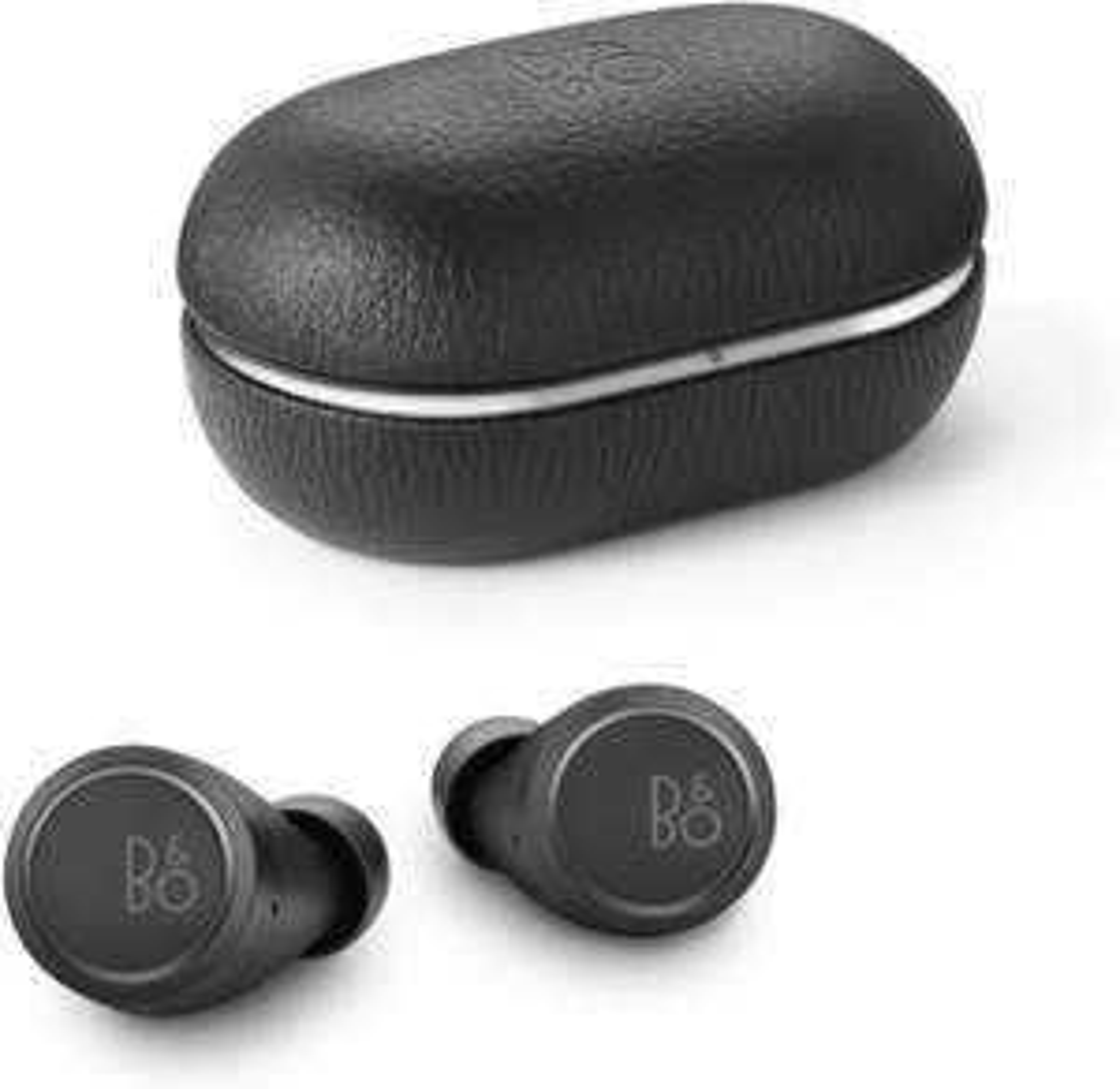 Bang & Olufsen Beoplay E8 3.0 True Wireless In-Ear-Kopfhörer (35h Akku mit Leder-Ladecase, Touch-Control, Mikro, Bluetooth 5.1, aptX, USB-C)