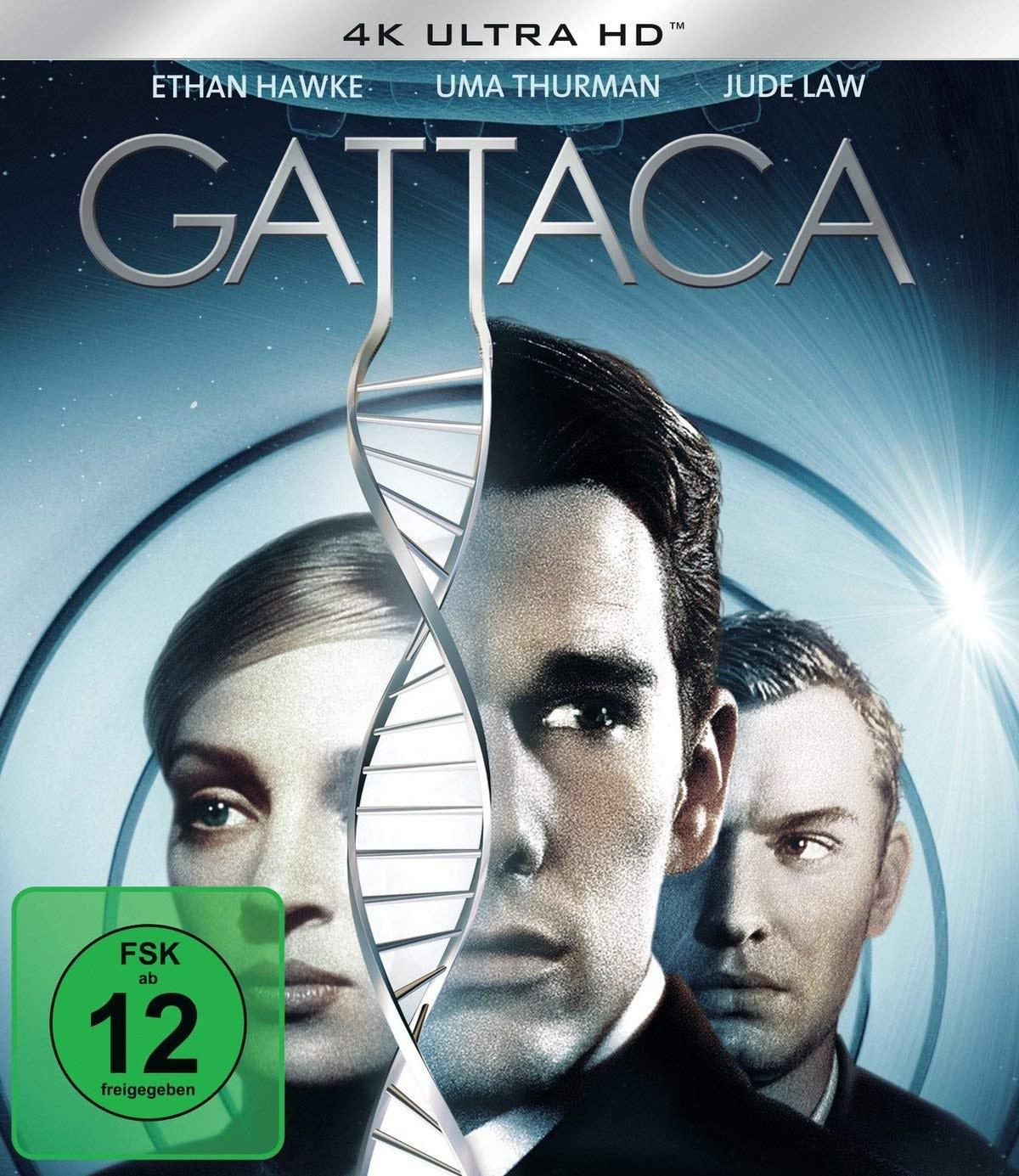 Gattaca 4k UHD Blu-ray (Vorbestellung)