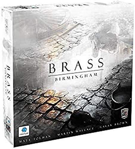 Brass Birmingham Retail, engl. Version wahrscheinlich nur kurzfristig verfügbar