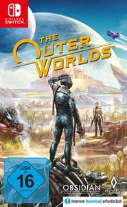 The Outer Worlds - [Nintendo Switch] [Prime oder Otto Up]