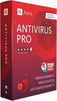 Avira Antivirus Pro für nur 13,95 Euro im CHIP Shopping-Deal