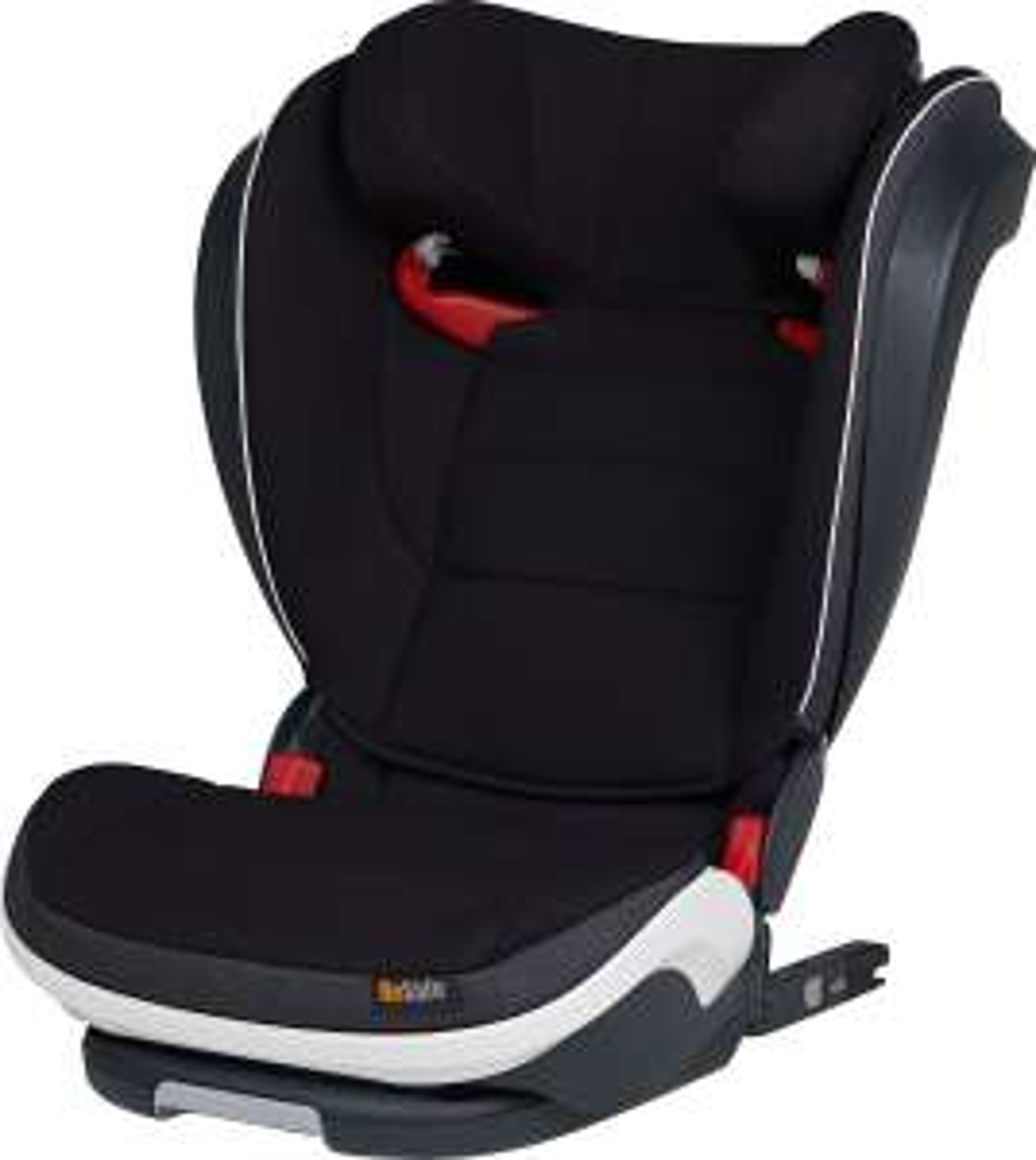 2/3 Kindersitz BeSafe iZi Flex S FIX Kindersitz, Midnight Black Mélange
