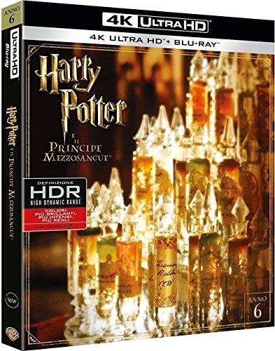 Amazon.it - 4K Blu-Rays stark reduziert zB Harry Potter und der Halbblutprinz 4K für 9€ zzgl Versand