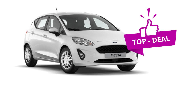 Ford Fiesta Cool&Connect   239€/Monat   18 Monate   15.000km / Jahr   Autoabo   inkl. Versicherung, Lieferung   300€ KwK   Sofort verfügbar