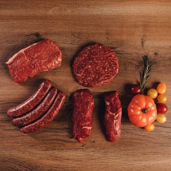 30% auf Alles/Büffelfleisch